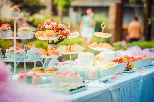 Sweet Desserts Table